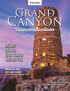 Grand Canyon Tour Guide in 3D